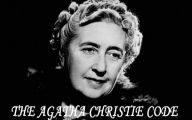 Agatha Christie  19 Widescreen Wallpaper