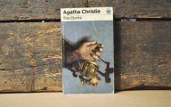 Agatha Christie Mystery Book List 1 Desktop Background