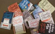 Agatha Christie Mystery Book List 16 Desktop Wallpaper