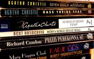 Agatha Christie Mystery Book List 30 Free Wallpaper
