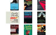 Agatha Christie Mystery Book List 32 Wide Wallpaper