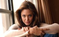 Angelina Jolie 40 Widescreen Wallpaper
