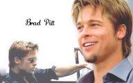 Brad Pitt 20 Desktop Wallpaper