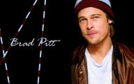 Brad Pitt 5 Cool Hd Wallpaper