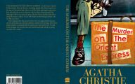 Complete Works Of Agatha Christie 21 Background Wallpaper