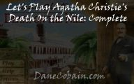 Complete Works Of Agatha Christie 5 Background