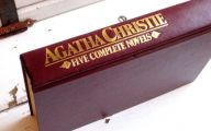 Complete Works Of Agatha Christie 8 Desktop Background