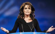 Governor Sarah Palin 8 High Resolution Wallpaper