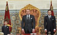 King Mohammed Vi Of Morocco 9 High Resolution Wallpaper