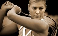 Maria Sharapova 19 Widescreen Wallpaper