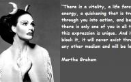 Martha Graham 43 Background Wallpaper