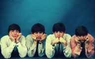 The Beatles 14 Wide Wallpaper