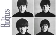 The Beatles 18 Wide Wallpaper