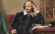 William Shakespeare 27 Wide Wallpaper
