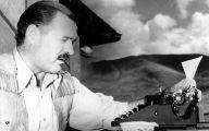 Book By Ernest Hemingway 18 Desktop Background