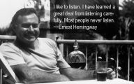 Book By Ernest Hemingway 3 Background Wallpaper