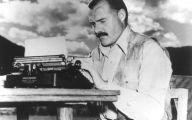Book By Ernest Hemingway 5 Widescreen Wallpaper