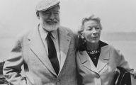 Book By Ernest Hemingway 6 Desktop Background