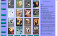 Books By Mark Twain 24 Background