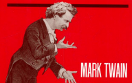 Books By Mark Twain 6 Widescreen Wallpaper