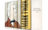 Books By Mark Twain 9 Widescreen Wallpaper