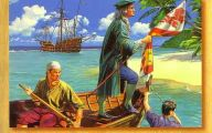 Christopher Columbus Facts 10 Desktop Background