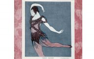 Dancer Vaslav Nijinsky 12 Widescreen Wallpaper