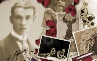 Dancer Vaslav Nijinsky 3 Wide Wallpaper