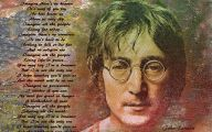 John Lennon Imagine 21 Wide Wallpaper