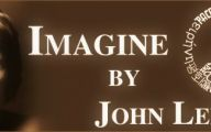 John Lennon Imagine 33 Cool Wallpaper