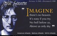 John Lennon Imagine 6 Widescreen Wallpaper