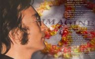John Lennon Imagine 9 Desktop Wallpaper