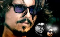 Johnny Depp 12 Background Wallpaper