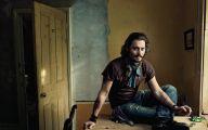 Johnny Depp 25 Widescreen Wallpaper