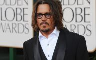 Johnny Depp 7 Widescreen Wallpaper