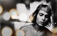 Johnny Depp 8 Background Wallpaper