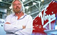 Richard Branson Successful Businessman 30 Wide Wallpaper