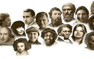 Famous Writers 36 Background Wallpaper