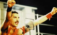 Freddie Mercury 47 Free Wallpaper