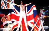 Freddie Mercury 54 Wide Wallpaper