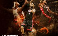 Lebron James 21 Free Hd Wallpaper