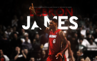 Lebron James 40 Free Wallpaper