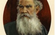 Leo Tolstoy Books 30 Background Wallpaper