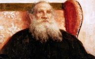 Leo Tolstoy Books 33 Widescreen Wallpaper