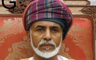 Qaboos Bin Said Al Said 2 Desktop Wallpaper