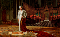 Queen Of England 18 Background Wallpaper