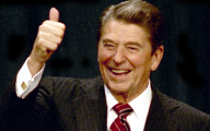 Ronald Reagan 19 Background Wallpaper