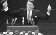 Ronald Reagan 25 Widescreen Wallpaper