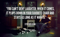 Stephen King Quotes 2 Background Wallpaper
