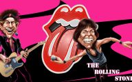 The Rolling Stones  6 Cool Hd Wallpaper